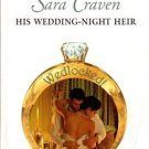 His Wedding-Night Heir Sara Craven Harlequin Presents Romance Book 0373125097