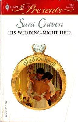 His Wedding-Night Heir Sara Craven Harlequin Presents Romance Book 0373125097