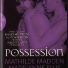 Possession by Madelynne Ellis Mathilde Madden Werewolf Erotic Book Novel Fantasy Fiction
