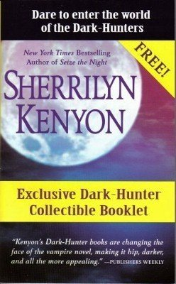Exclusive Dark-Hunter Collectible Booklet by Sherrilyn Kenyon Second Chances Dark Hunter Catalog