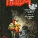 Hellboy: The Bones Of Giants by Christopher Golden 1569716102 Ex-Library Book