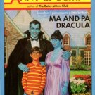 Ma And Pa Dracula by Ann M. Martin Book 059043828X