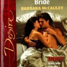 That Blackhawk Bride by Barbara McCauley Silhouette Desire Novel Book 037376491X