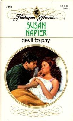 Devil To Pay by Susan Napier Harlequin Presents Novel Romance Book 0373114834