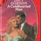 A Coldhearted Man by Lucy Gordon Silhouette Desire Romance Novel Book 0373052456