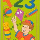 1 2 3 Easy To Learn Roger De Klerk Board Book Count 0710505302