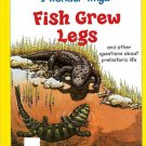 I Wonder Why Fish Grew Legs by Jackie Gaff Hardcover 0753457628