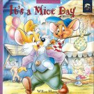 It's A Mice Day by William Hanna Magical Library Hardcover Book 1894155343