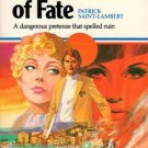 Wheel of Fate by Patrick Saint-Lambert Suspense Romance Book 0373500890