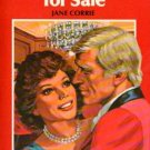 Bride for Sale by Jane Corrie Harlequin Romance Book Fiction Fantasy Love Novel