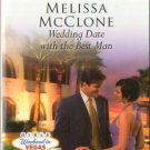 Wedding Date With The Best Man by Melissa McClone Harlequin Romance Book 037317683X