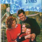 Twice In A Lifetime by BJ James Harlequin Romance Book North Carolina 0373471831