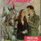 Trust Me, My Love by Sally Heywood Harlequin Romance 0373030746 Ex-Library Book