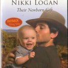 Their Newborn Gift by Nikki Logan Harlequin Romance Book Novel 0373176643