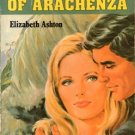The Rocks Of Arachenza by Elizabeth Ashton Harlequin Romance Book Novel 037301810X
