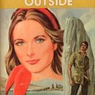 The Man Outside by Jane Donnelly Harlequin Romance Book Novel 0373018592