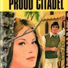 Proud Citadel by Elizabeth Hoy Harlequin Romance Book Novel Paperback 0373018851