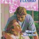 Minor Miracles by Rebecca Flanders Harlequin Romance Book Novel 037347170X