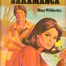Master Of Saramanca by Mary Wibberley Harlequin Romance Book Novel 0373017758
