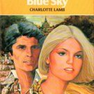 Hawk In A Blue Sky by Charlotte Lamb Harlequin Romance Book Novel 0373021615