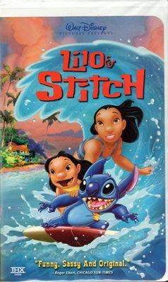 Lilo and Stitch 0788837575 Wynonna VHS Tape Cartoon Video Movie