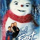 Jack Frost Michael Keaton Joseph Cross VHS Tape 0790747081 Movie Video Snowman PG