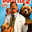 Dr. Dolittle 2 Eddie Murphy VHS Kristen Wilson Video Dog PG Family Movie Creatures