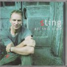 All This Time by Sting Fragile, Roxanne, Dienda, All This Time, Brand New Day CD