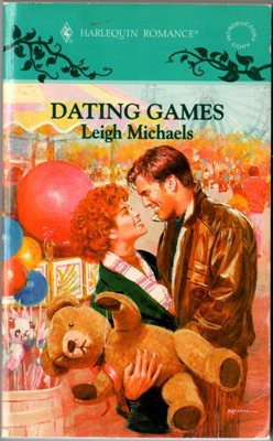 Dating Games by Leigh Michaels Harlequin Romance Book Novel Paperback 0373032900