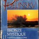 Bronze Mystique by Barbara Delinsky Harlequin Romance Ex-Library Book 0373832524