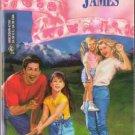 Belonging by Sandra James Harlequin Romance Book Novel Paperback 0373471971