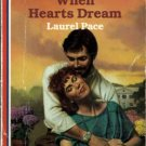 When Hearts Dream by Laurel Pace Harlequin American Romance Book 0373162200