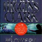 The Lottery Winner by Mary Higgins Clark Paperback Suspense Book Novel 0671867172