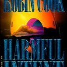 Harmful Intent by Robin Cook Suspense Book Novel Paperback 0425125467