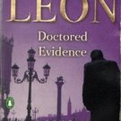 Doctored Evidence by Donna Leon Mystery Book Novel Paperback 0143035630