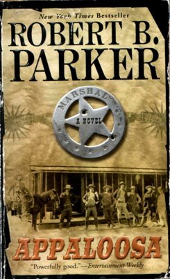 Appaloosa by Robert B. Parker Mystery Fiction Paperback Ex-Library Book Novel 0425204324