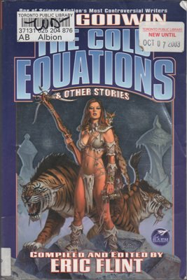 The Cold Equations by Tom Godwin Eric Flint Book Ex-Library 0743436016  to Very Good