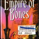 Empire Of Bones by Liz Williams Science Fiction Book Novel Ex-Library 0553583778