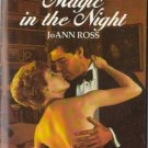 Magic In The Night by JoAnn Ross Harlequin Temptation Book Novel 0373252269