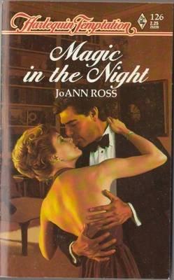 Magic In The Night by JoAnn Ross Harlequin Temptation Book Novel 0373252269