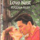 Love Nest by Eugenia Riley Harlequin Temptation Book Novel Paperback 0373253923