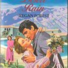 Desert Rain by Regan Forest Harlequin Temptation Book Novel Paperback 0373252234
