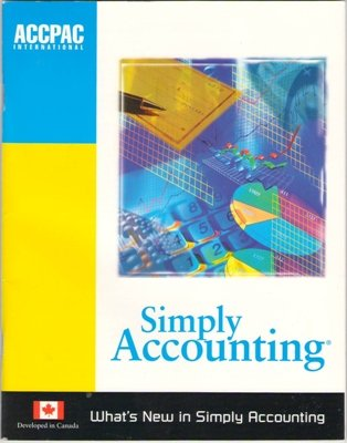 What's New In Simply Accounting ACCPAC International Version 8.0 Microsoft Windows