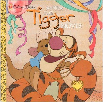 The Tigger Movie Catherine McCafferty Children Book 030759890X
