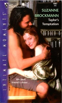 Taylor's Temptation by Suzanne Brockmann Silhouette Intimate Moments 0373271573