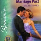 The Prince and The Marriage Pact by Valerie Parv Romance Fiction Book Novel 0373196997