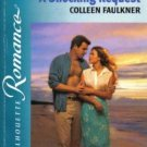A Shocking Request by Colleen Faulkner Silhouette Romance Book Novel 0373195737