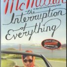 The Interruption Of Everything by Terry McMillan Fiction Book 0451209702
