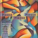 Please Please Please by Renee Swindle Fiction Book Novel 0440223768