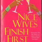 Nice Wives Finish First by Patricia Anne Phillips Fiction Book Novel 0758208324